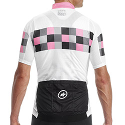 Assos Ssjrs Ssgrandproxjersey Evo8 Pnk B17 Th