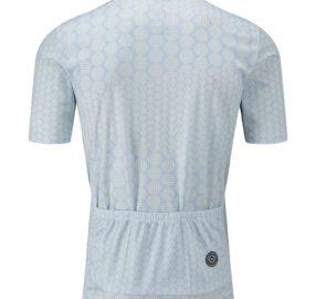 Chapeau  Mens Tempo Pattern Jersey Devon Sky 951494 Back Copy
