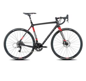 Bsb 9 Rdo Cx1 V2 Black Red ROJO 0