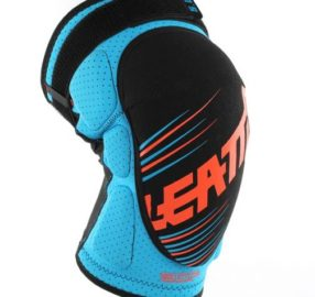 Knee Guard 3df 5.0 Blue Orange Side 2