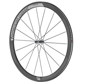 Set Ruedas Amclassic Carbon 40 Clincher Tour Black Preus 3
