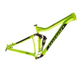 Cuadro Niner Rip 9 Aeroformed Niner Green 2