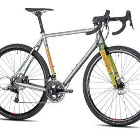 Bicicleta Niner Bikes Rlt 9 Steel Acero Verde Naranja 2